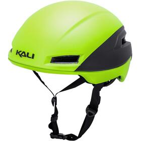 Kali Tava Helm matt neon gelb/schwarz